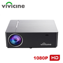 Vivicine 2020 M20 Newest 1080p Home Theater Projector,Option Android 9.0 1920x1080 Full HD LED Multimedia Video Proyector Beamer