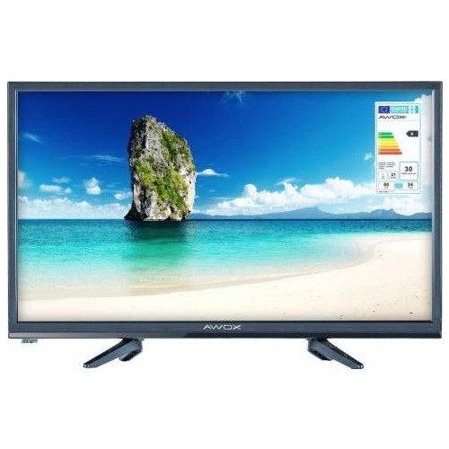 "Awox-receptor satélite A202400, 24 "", 61 pantalla, HD, LED, TV 291"