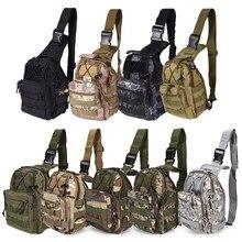 Дропшиппинг Открытый Рюкзак Плечо военный рюкзак Кемпинг путешествия Туризм треккинг тактическая спортивная сумка 9 цветов