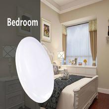 Круглый потолочный светильник из алюминия высокой яркости ac110v