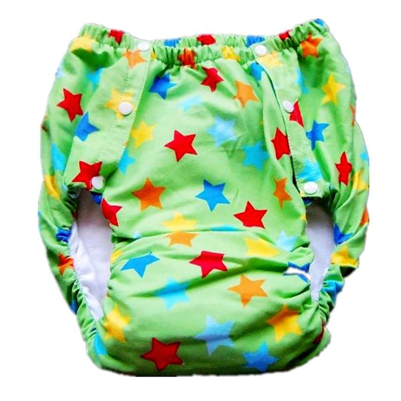 Free Shipping FUUBUU2042-08-L  Adult Diaper/ Incontinence Pants/Adult Baby ABDL  Clearance
