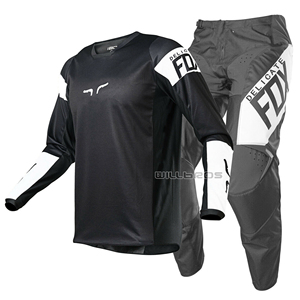 2021 Delicate Fox 180 Revn Motocross Motorbike Mountain Bicycle Offroad Gear Set Scooter Riding Suit Men's Kit