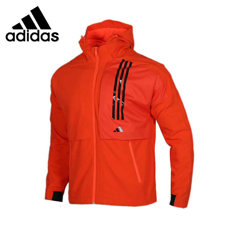 Original New Arrival  Adidas O2 WB CB Men's Jacket Hooded  Sportswear