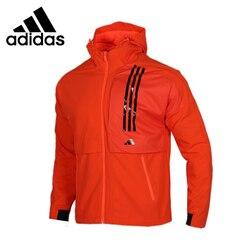 Originele Nieuwe Collectie Adidas O2 Wb Cb Mannen Jas Hooded Sportkleding