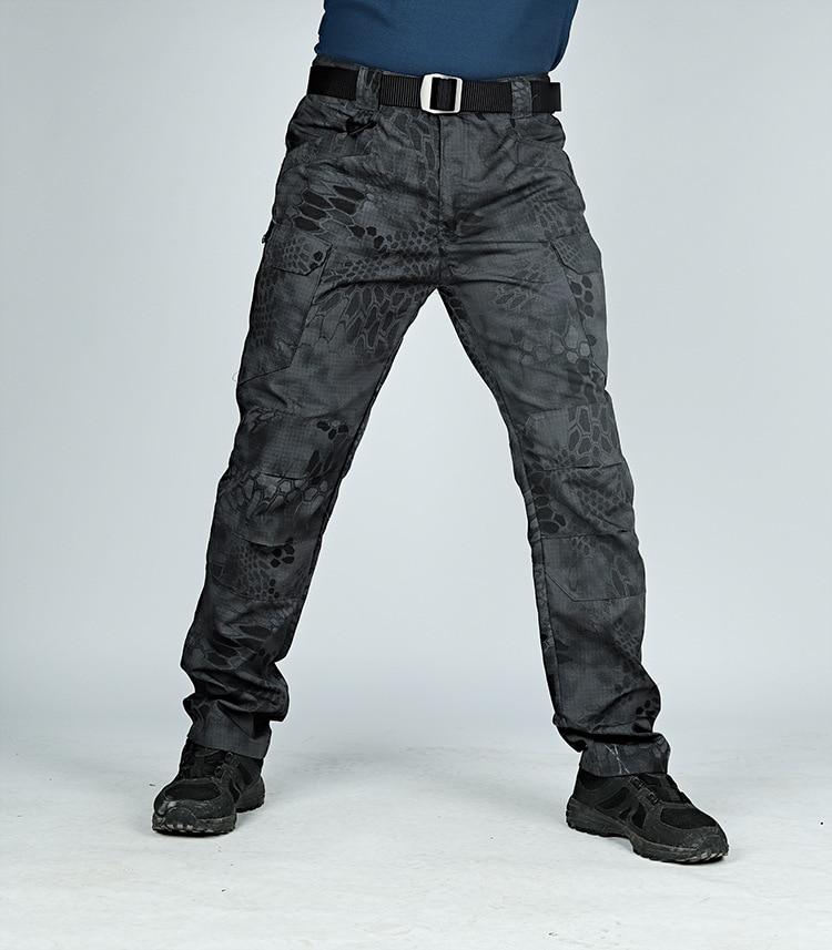 Pantalones Camuflados Para Hombre Pantalones Militares De Bolsillo Multiple Elasticos Para Hombre Pantalones Para Correr Al Aire Libre Pantalones Tacticos De Talla Grande Para Hombre Cui Ix7 Night Camouflage Linio Colombia