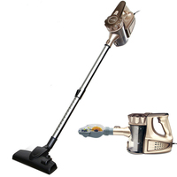 Home Vacuum Cleaner Handheld 2 In 1 Sweeper 600W Strong Suction Dust Collector Aspirator Free four practical nozzles