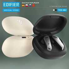 EDIFIER TWSNB2 tws gaming earbuds TWS ANC Wireless noise canceling earphone bluetooth 5.0 32h playback time Edifier Connect APP