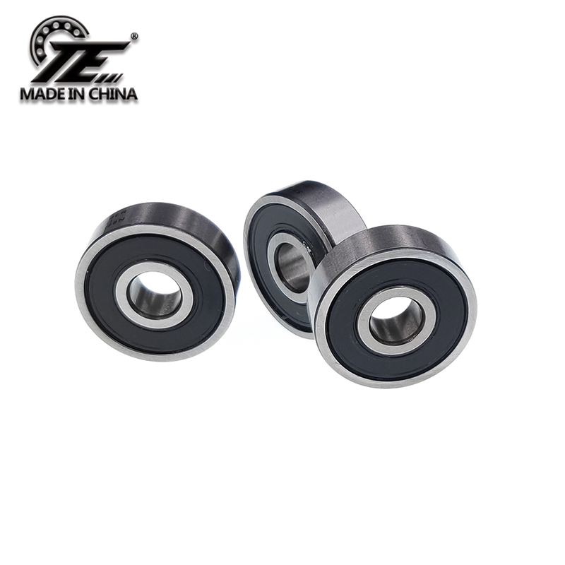 TE 635 635RS 5*19*6(mm) 10pieces Bearing Free Shipping ABEC-5 Bearings Metal Sealed Miniature 635 635 RS Chrome Steel Bearings