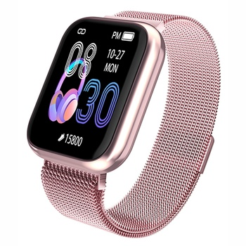 New K6 Smart Watch IP67 Waterproof  Fashion Sports Smartwatch Heart Rate Sport Reminder Bluetooth Smart Bracelet original waterproof u8s sport u watch bluetooth smart wrist sports