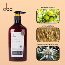 Oba Supple Deep Nourishing Conditioner Dry Damaged Repair Hair Conditioner ( 500g ) QD-02L Unisex Hair Care Products