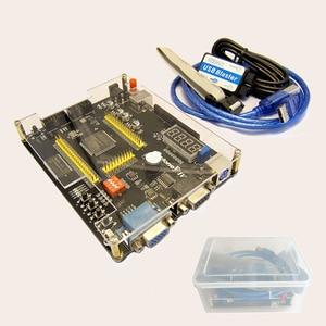 Image 1 - Tasca portatile Kit di Sviluppo ALTERA Cyclone IV EP4CE6 EP4CE10 Scheda di Sviluppo FPGA Altera NIOSII FPGA + USB Blaster