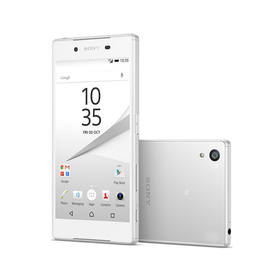 Фото. Новый оригинальный 5,2 дюймов sony Xperia Z5 E6653 3 ГБ 32 ГБ мобильный телефон 4G LTE Snapdragon 81