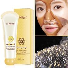Tearing-Mask Blackhead-Remover Dead-Skin Shrink Facial-Care Clean-Pores Face Honey Peel-Off