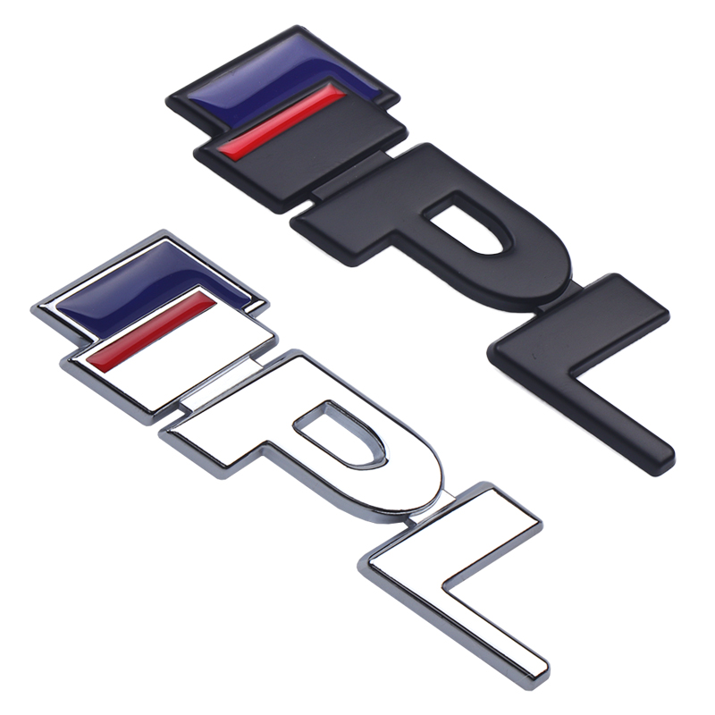3D Metal Chrome IPL Car Sticker Badge Auto Emblem Decals for <font><b>Infiniti</b></font> Q50 Q50L Q30 Q70 G25 QX60 <font><b>QX70</b></font> <font><b>FX35</b></font> <font><b>FX37</b></font> Car-Styling image