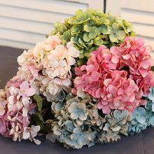 6 unids/lote ramo de flores de seda Artificial Vintage de gama alta para boda decoración de Mesa para el hogar regalo del Día de San Valentín
