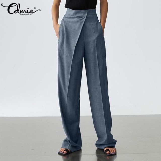 High Waist Harem Pants 1