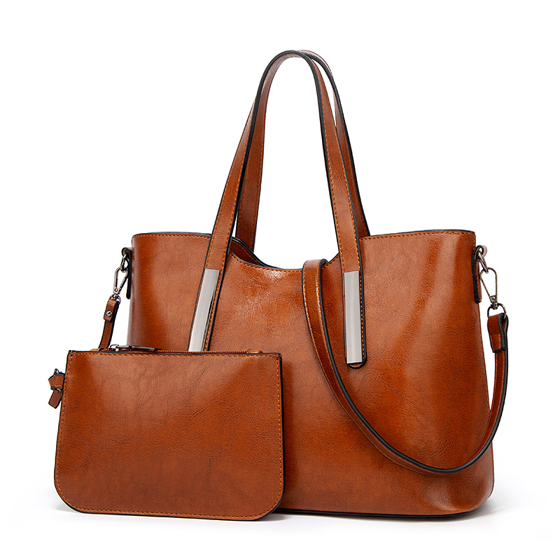 H8b19504863ea4a3aa4e69bd190ac2af8Z - Women's Vintage Handbag | Oil Wax Leather
