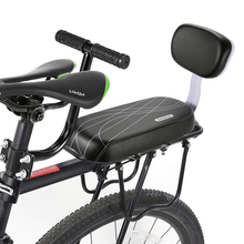 Bicycle Saddle Cycling Kids Safety Seat Cover Bike Rack Rest Cushion Chair Armrest Back Saddle Cycle Accessories Parts Bicicleta