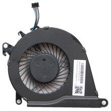 Вентилятор процессора для hp OMEN 15-AX 15-AX020 15-AX039 15-AX252 15-AX253 15-AX030TX TPN-Q173 Вентилятор охлаждения процессора 858970-001