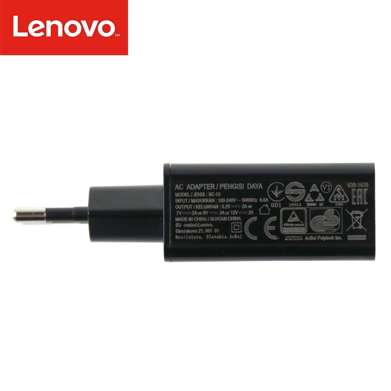 Lenovo sc-13, оригинальное зарядное устройство для телефона lenovo, зарядное устройство для планшета, адаптер переменного тока для ноутбука, зарядн...