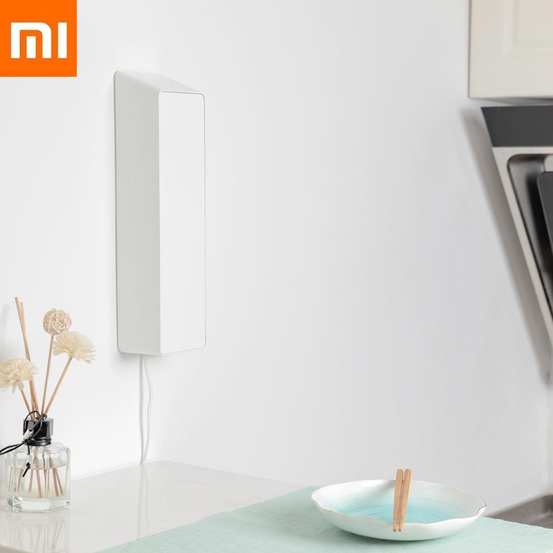 Nouveau xiaomi smart home Tube de baguettes de stérilisation Intelligent reconnaissance de température intelligente longueur d'onde séchage à l'air silencieux