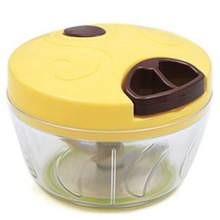 Manual Food Chopper Home Vegetable Chopper Multi-Function Food Processor Meat Machine Mixer цена и фото