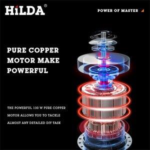Image 5 - HILDA perceuse électrique Dremel meuleuse graveur stylo meuleuse Mini perceuse électrique outil rotatif rectifieuse Dremel accessoires