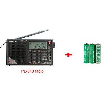 Tecsun PL-310ET Full Radio Digital Demodulator FM/AM/SW/LW Stereo Radio Portable Radio For English Russian User 5