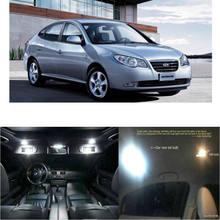 Светодиодный свет салона автомобиля для hyundai avante hd 06