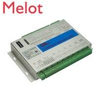 XHC MK4 CNC Mach3 USB 4 Axis Motion Control Card Breakout Board 400KHz Dual ARM Support Windows 7