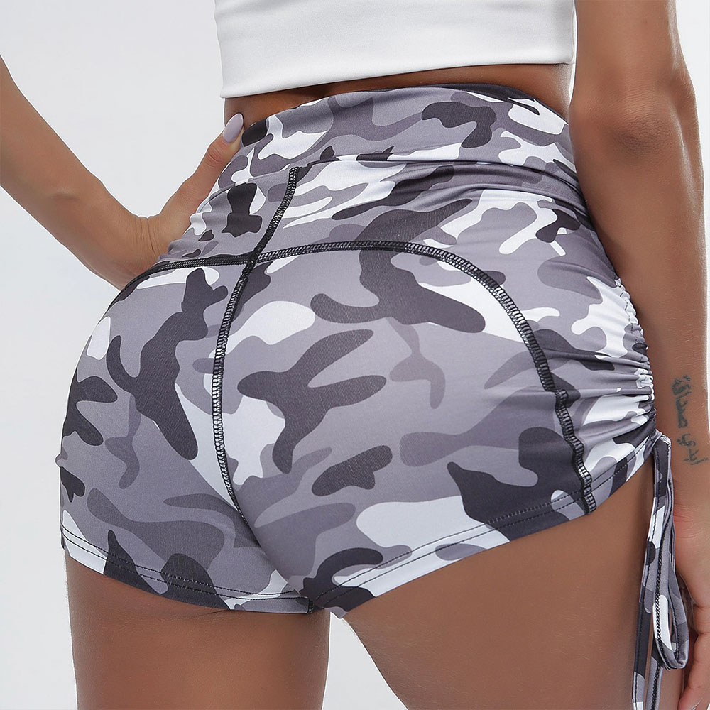High Waist Sports Shorts for Women Fitness Clothing for Women Short Sportswear Fitness Tennis Volleyball Compression Yoga Shorts