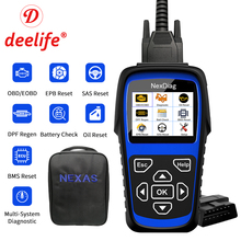 цена на Deelife OBD2 Scanner Diagnostic Tool Engine Airbag ABS SRS Oil Battery Brake Service Reset OBD 2 Code Reader ( for MINI / BMW )