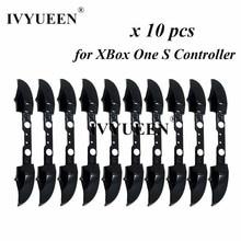IVYUEEN 10 шт для Xbox One S Elite контроллера кнопки LB и RB бампер спусковой кнопки Mod Kit Замена Ремонт Запчасти игровые аксессуары