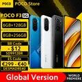 [Мировая премьера в наличии] глобальная версия POCO F3 5G Смартфон Snapdragon 870 Octa Core 128 ГБ/256 ГБ 6,67