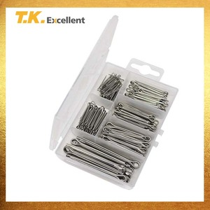 Image 2 - T.K.EXCELLENT  split pin  cotter Pin Set 304 Stainless Steel 5.0*50 4.0*35 3.0*30 2.0*20 2.5*25 1.0*16 230PCS