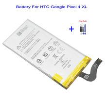 Batterie de remplacement pour téléphone Google Pixel 4 XL, 1x3700mAh/14.24 Wh, Kits d'outils de réparation