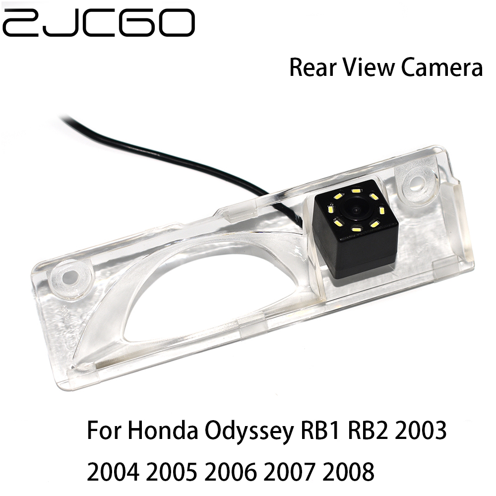ZJCGO HD CCD Car Rear View Reverse Back Up Parking Night Vision Camera For Honda Odyssey RB1 RB2 2003 2004 2005 2006 2007 2008
