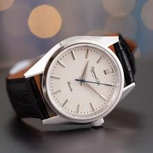 Quartz escapement time】relógio de quartzo 40mm caso vh31 tratamento térmico mão