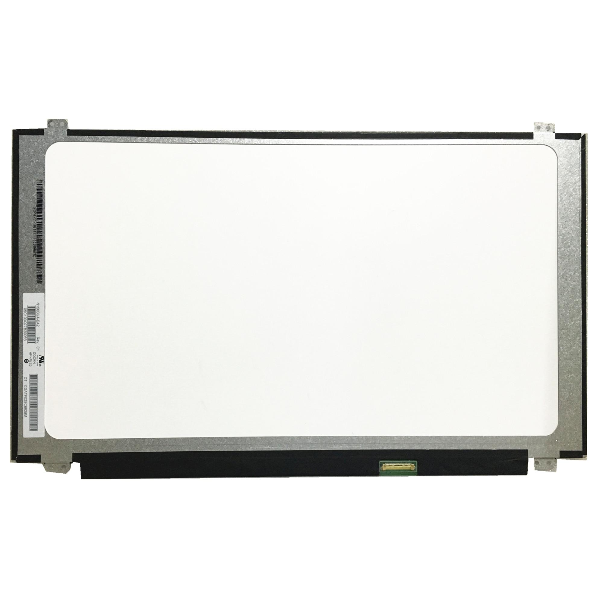 Free Shipping N156BGA-EA2 N156BGA EA2 N156BGA EB2 B156XTN07.0 B156XTN07.1 15.6 Slim Lcd Screen EDP 30 Pins