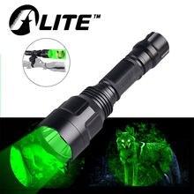 : TMWT C8 светодиодный вспышка светильник с большим радиусом Ультрафиолетовый 365nm 395NM синий 450NM красный или зеленый светильник светодиодный так...