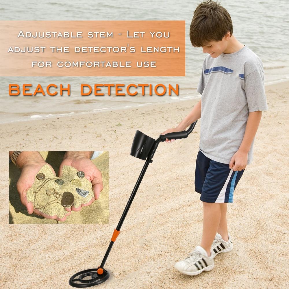 KKMOON multifonctionnel haute précision détecteur Mental affichage numérique souterrain or argent cuivre diamant détecteur