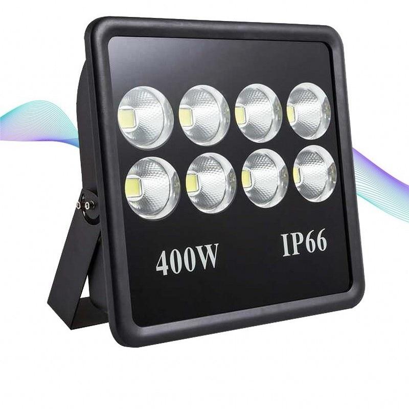 LED FloodLight 500W 400W 300W 200W 150W Reflector LED Flood Light Waterproof IP66 Spotlight Wall Outdoor Light Warm Cold White