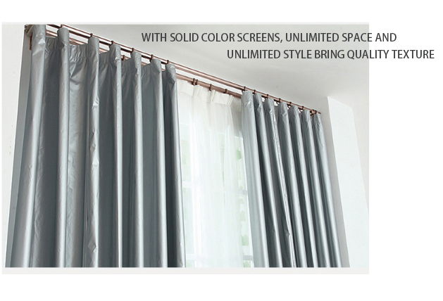 Metallic Color Full Shading Curtains Best Children's Lighting & Home Decor Online Store