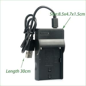 Image 3 - LANFULANG NB 6L / NB 6LH ملحوظة 6L ضئيلة المصغّر USB شاحن بطارية ل كانون PowerShot SX520 SX530 SX540 SX600 SX610 SX700 SX710 HS