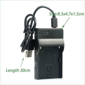 Image 3 - LANFULANG NB 6L / NB 6LH NB 6L Slim Micro USB Sạc Pin Dành Cho Máy Ảnh Canon PowerShot SX520 SX530 SX540 SX600 SX610 SX700 SX710 HS