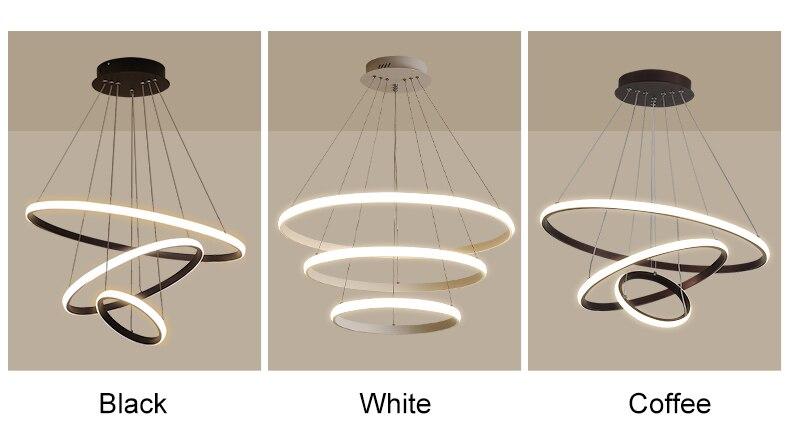 estar sala de jantar quarto branco anéis