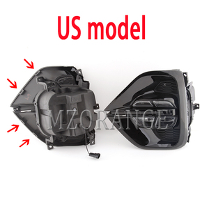 Image 3 - for Kia sportage 2019 2020 led headlight DRL for Kia KX5 2019 2020 LED Fog lights Headlights cover fog light foglights fog lamps