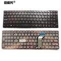 Новая клавиатура США для Lenovo 15 Y700 15-ISK Клавиатура для ноутбука без подсветки