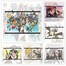 Log Horizon Akatsuki Shiroe Anime Manga HD Print Wall Poster Scroll
