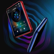 CHENFEC C5 MP4 player Bluetooth5.0, HiFi lossless music player, with speaker 2.5 inch full touch screen 16GB with FM, recorder